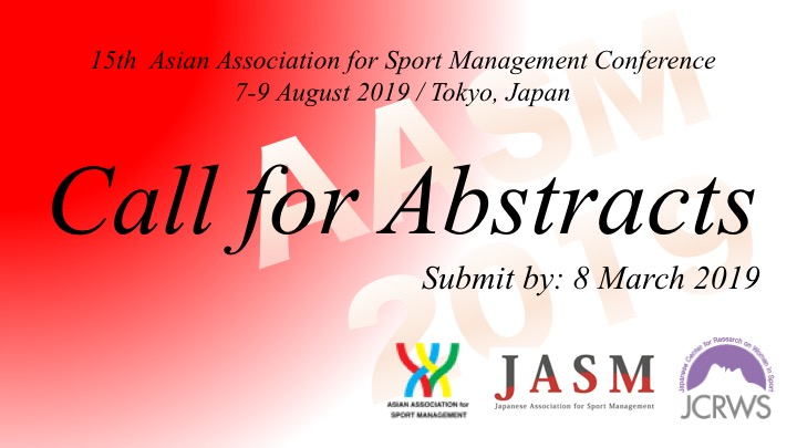 Home - Asian Association for Sport Management